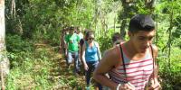 los haitises hiking