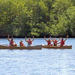 Tainos Canoes 2